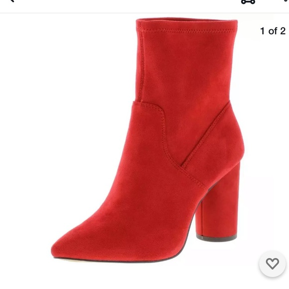 bcbgeneration ally pointy toe dress booties